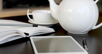 Office Ipad Notepad Work