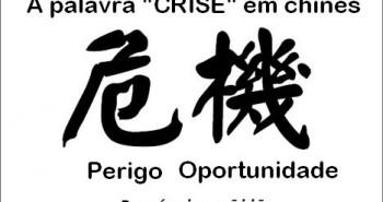 CRISE: Ameaça ou Oportunidade?