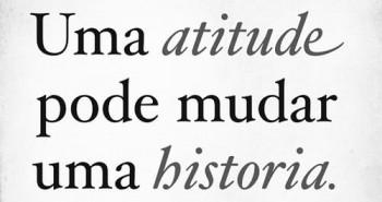 Declarações de Atitudes!