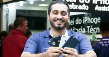 Como um elogio no Facebook mudou a vida do Rei do iPhone