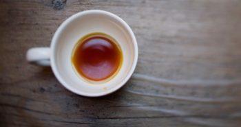 A crise e o cafezinho