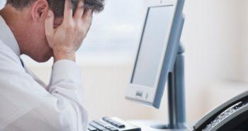 Problemas pessoais no trabalho