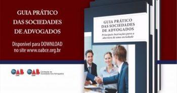 Guia prático das sociedades de advogados