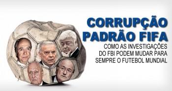 Corrupção padrão Fifa