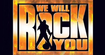 We will Rock You! (Vamos sacudir você!)