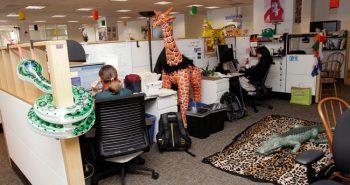 Precisamos de diversão no ambiente de trabalho?