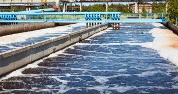 Como é feito o tratamento de água industrial