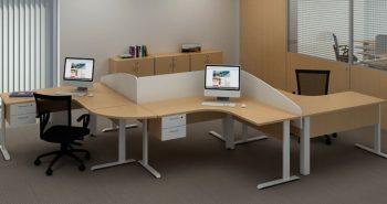 Os benefícios de procurar uma fábrica de móveis para escritório