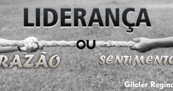 Liderança: Razão ou Sentimento?