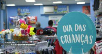 Dia das Crianças: Varejo prevê crescimento de 8%